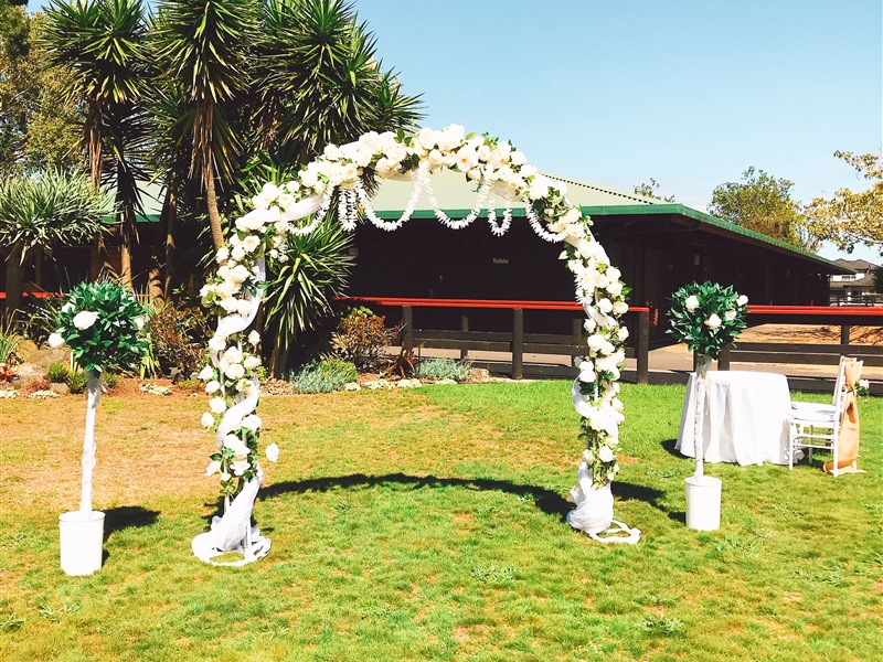 Ceremony Decoration Package A