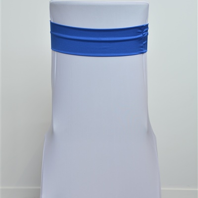 Royal Blue Lycra Band