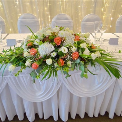 Bridal Table Draper