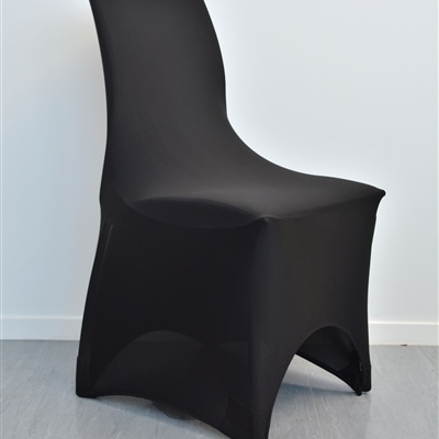 Lycra Chair Cover Black