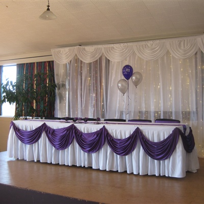 4.5m x 3m Curtain Lights