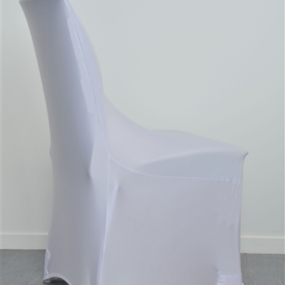 Lycra Chair Cover_White